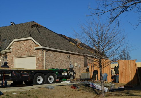 Irving TX Roof Shingles Installation Contractor